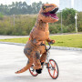 costume gonflable t-rex