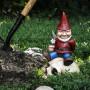 nain de jardin tueur
