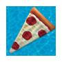 matelas pizza