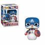 Figurine Funko POP Cap Snowman 532 Captain America