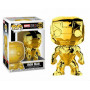 Figurine POP! Iron Man Chrome (375) Marvel Studios