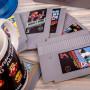 Sous Verres Cartouches Nintendo NES