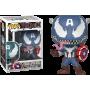 Figurine POP! Venomized Captain America (364) Venom
