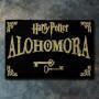 Paillasson Alohomora Harry Potter