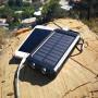 Batterie Externe Solaire 10000 mAh