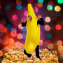 Costume Banane Géante
