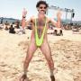Maillot Borat Mankini (Vert)