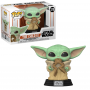 Figurine POP! The Child with Frog (379) The Mandalorian