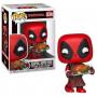 Figurine POP! Holiday Deadpool (534) Deadpool