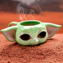 Mug 3D Baby Yoda The Child Mandalorian