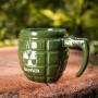 Mug 3D Grenade