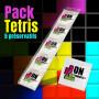Préservatif On S'emboîte Tetris (x5)