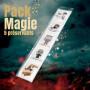 Pack 5 Préservatifs Magie Potter
