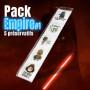 Pack 5 Préservatifs Empire V1
