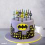 Pack de 10 Bougies Batman