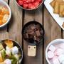 Kit Fondue au Chocolat à la Bougie