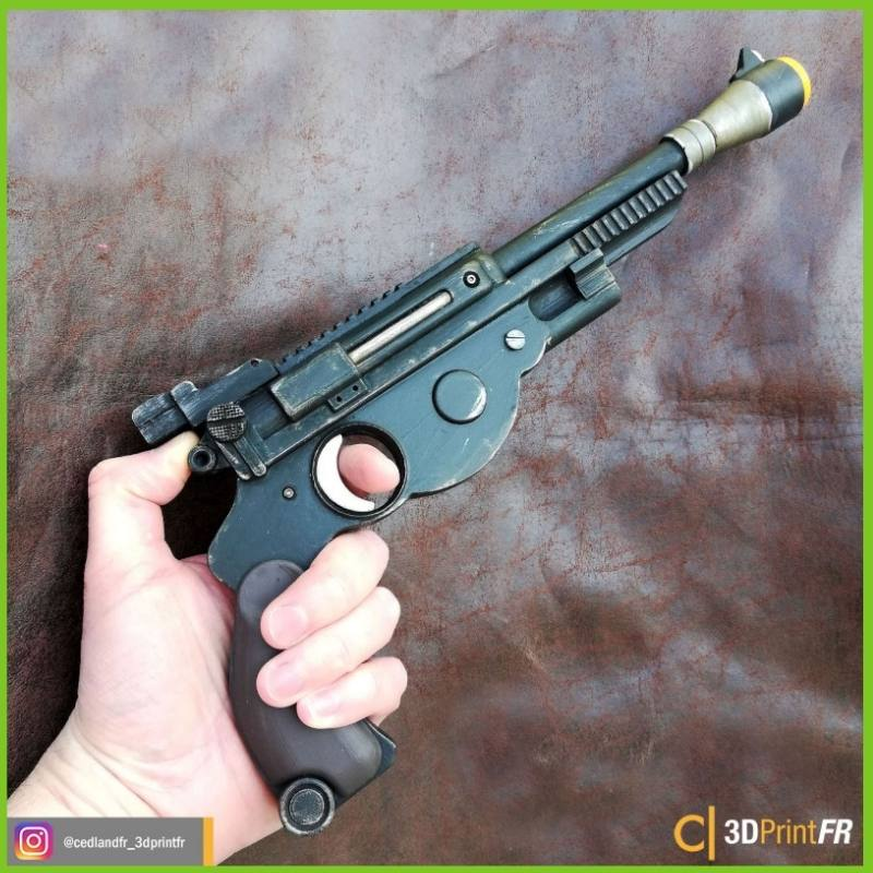 Réplique Pistolet Mando