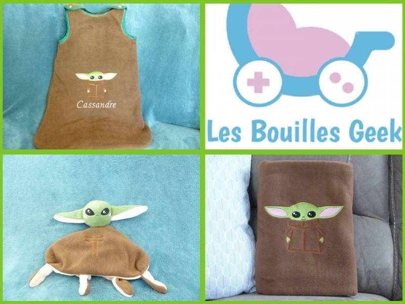 Les Bouilles Geek - Articles Baby Yoda