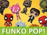 Figurines POP